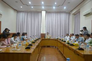 Myanmar network for Free and Fair Election