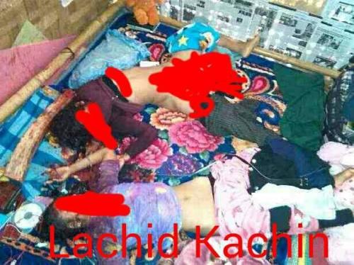 Kachin teachers