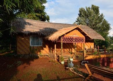 Hut Hotel Myanmar